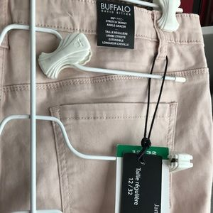 Buffalo stretchy skinny jean